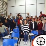 auto escola iniciantes local Vila Remo